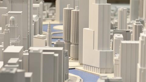 Chicago Model Exhibitions Chicago Architecture Foundation