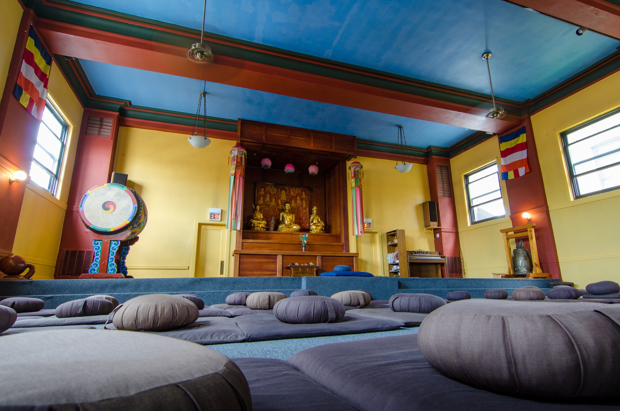 Zen Buddhist Temple Neighborhoods Open House Chicago