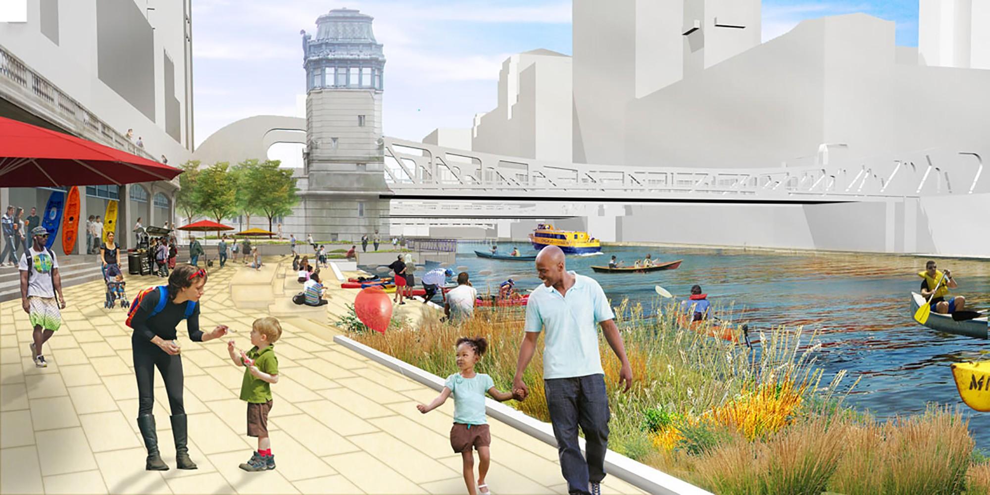 Chicago S Riverwalk 183 News 183 Chicago Architecture Center Cac