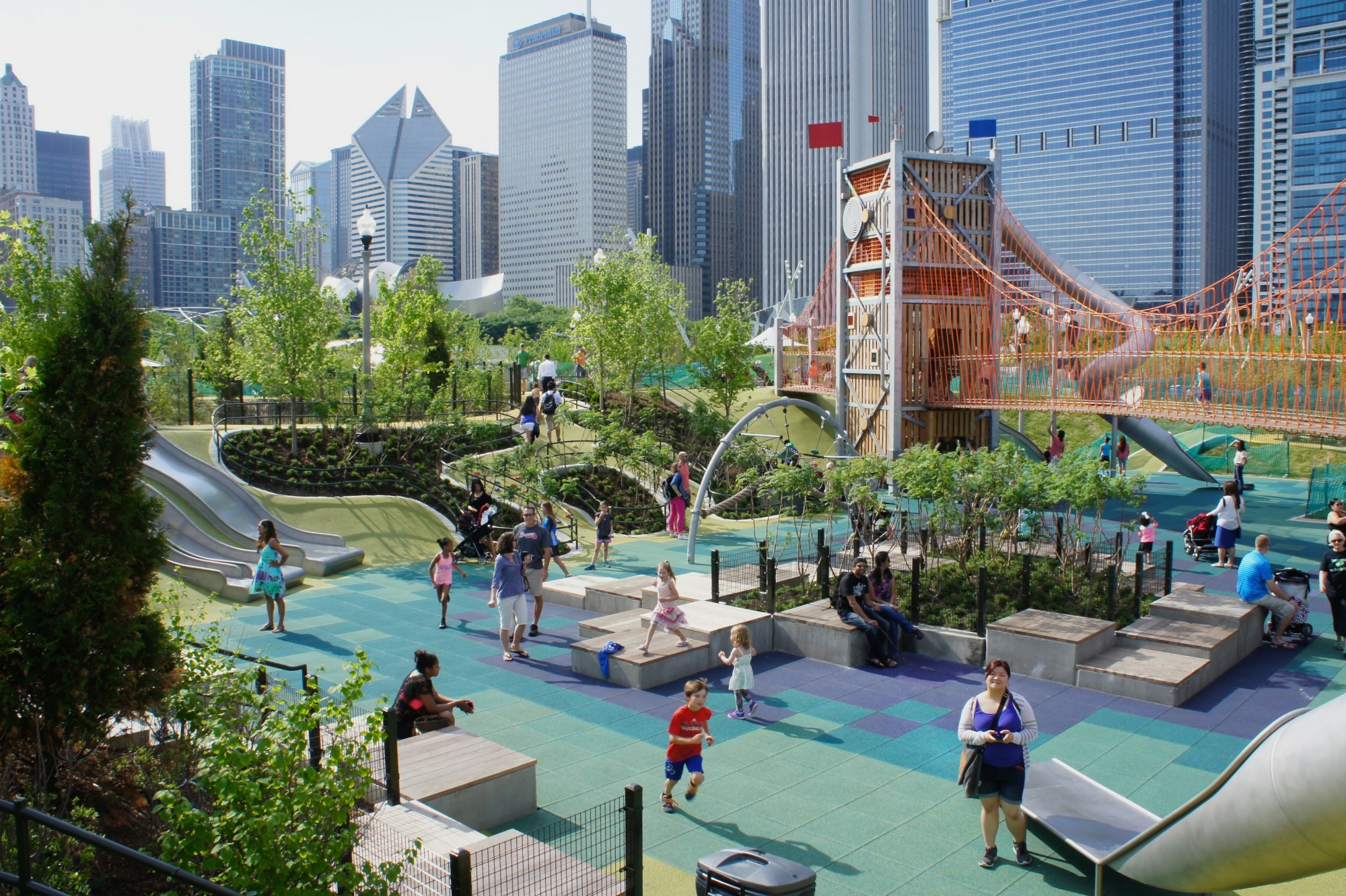6 Things You Need To Know Maggie Daley Park 183 Chicago