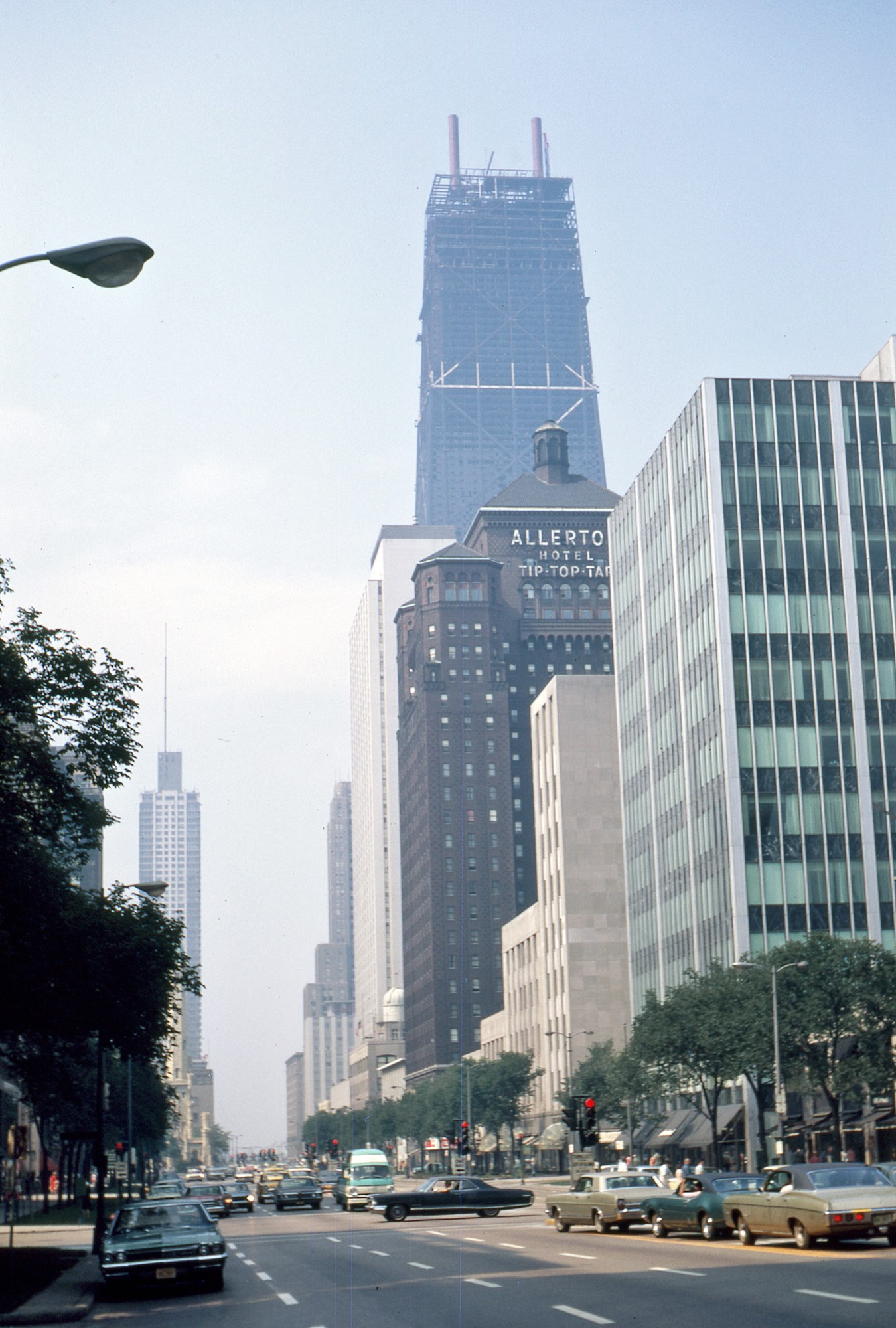 Historic Photos From The CAF Archives Chicago Architecture