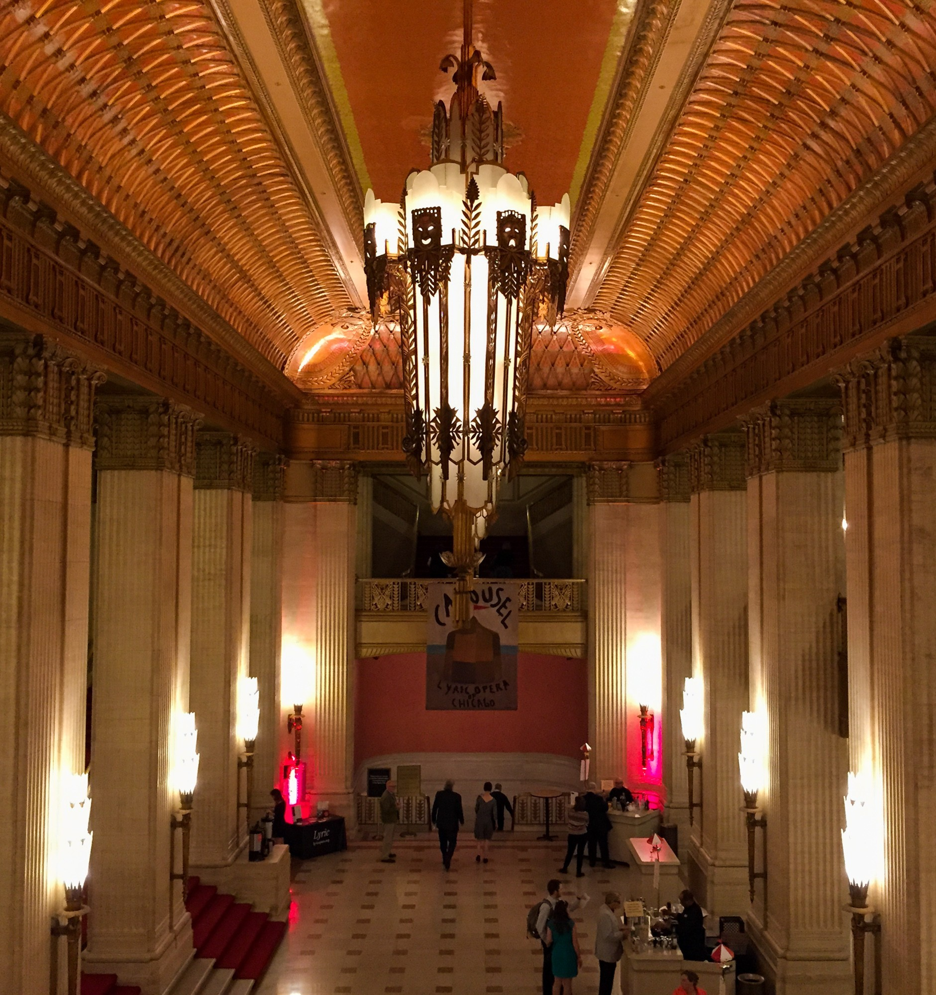 Meet An Ohc Site Host Hope Tate Of The Civic Opera