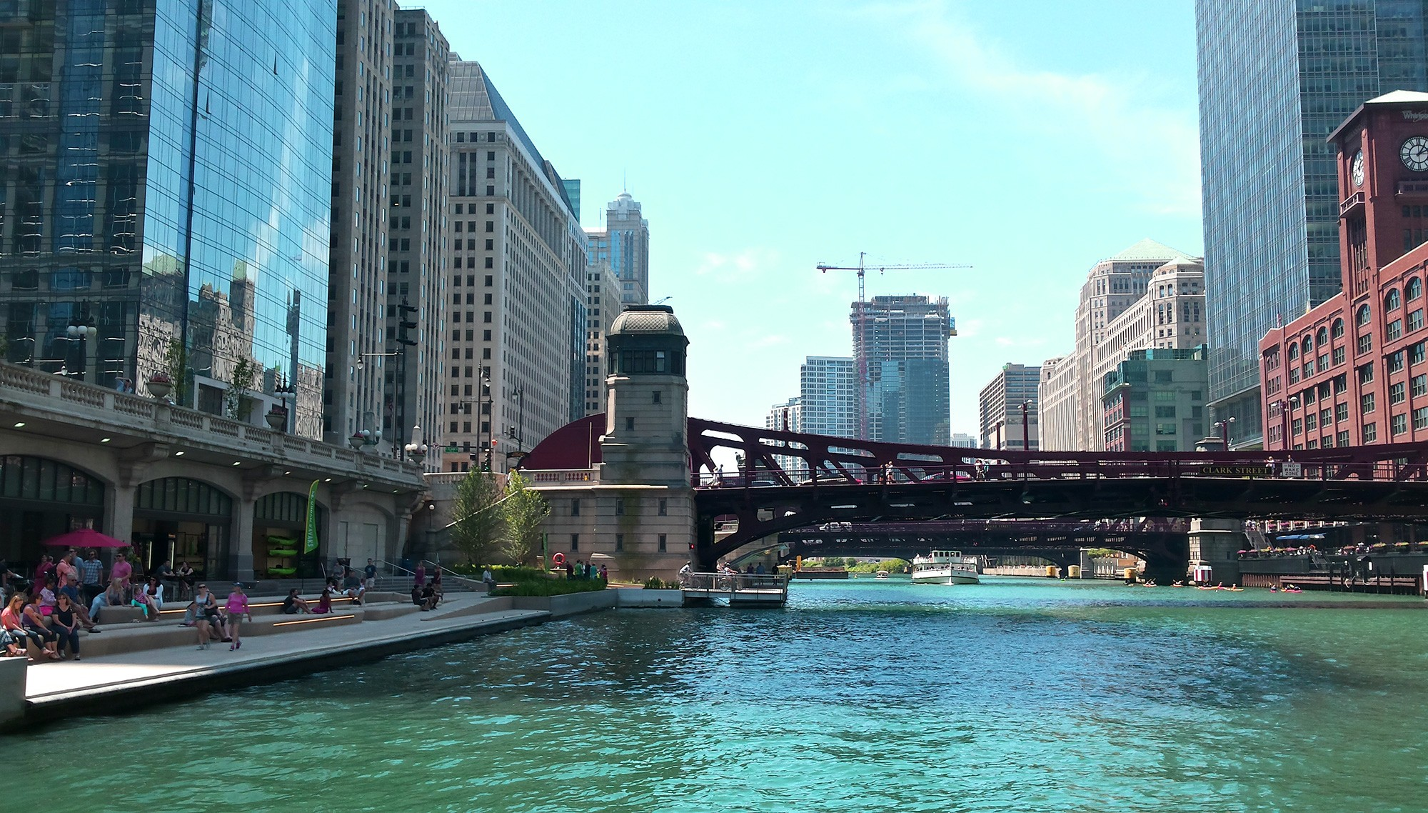 Image result for chicago river