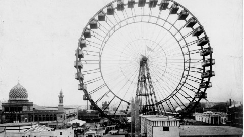 Chicago's Ferris wheel story · Chicago Architecture Center ...