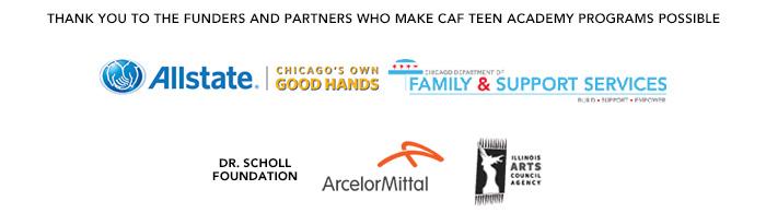 Teen Academy Sponsors