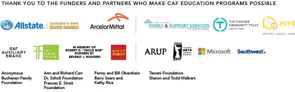 Youth Education Program Sponsors