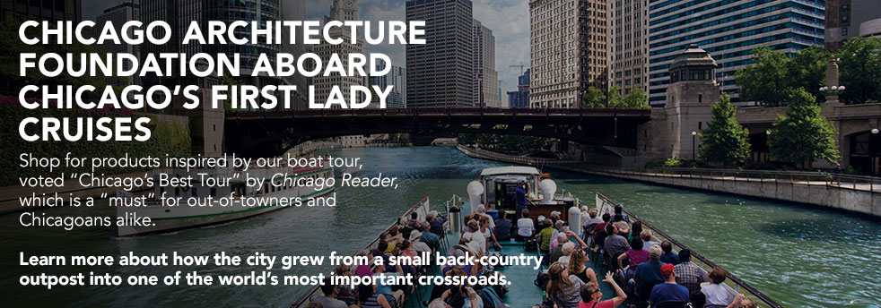 products related to the caf river cruise – chicago architecture
