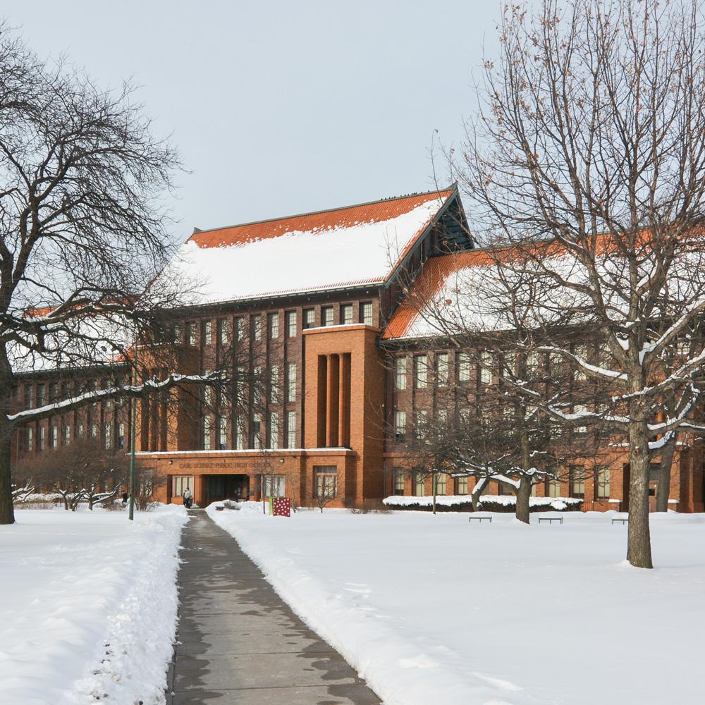 Schurz High School,
