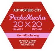 PechaKucha authorized city