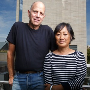 Tod Williams and Billie Tsien, photo courtesy of Jason Smith