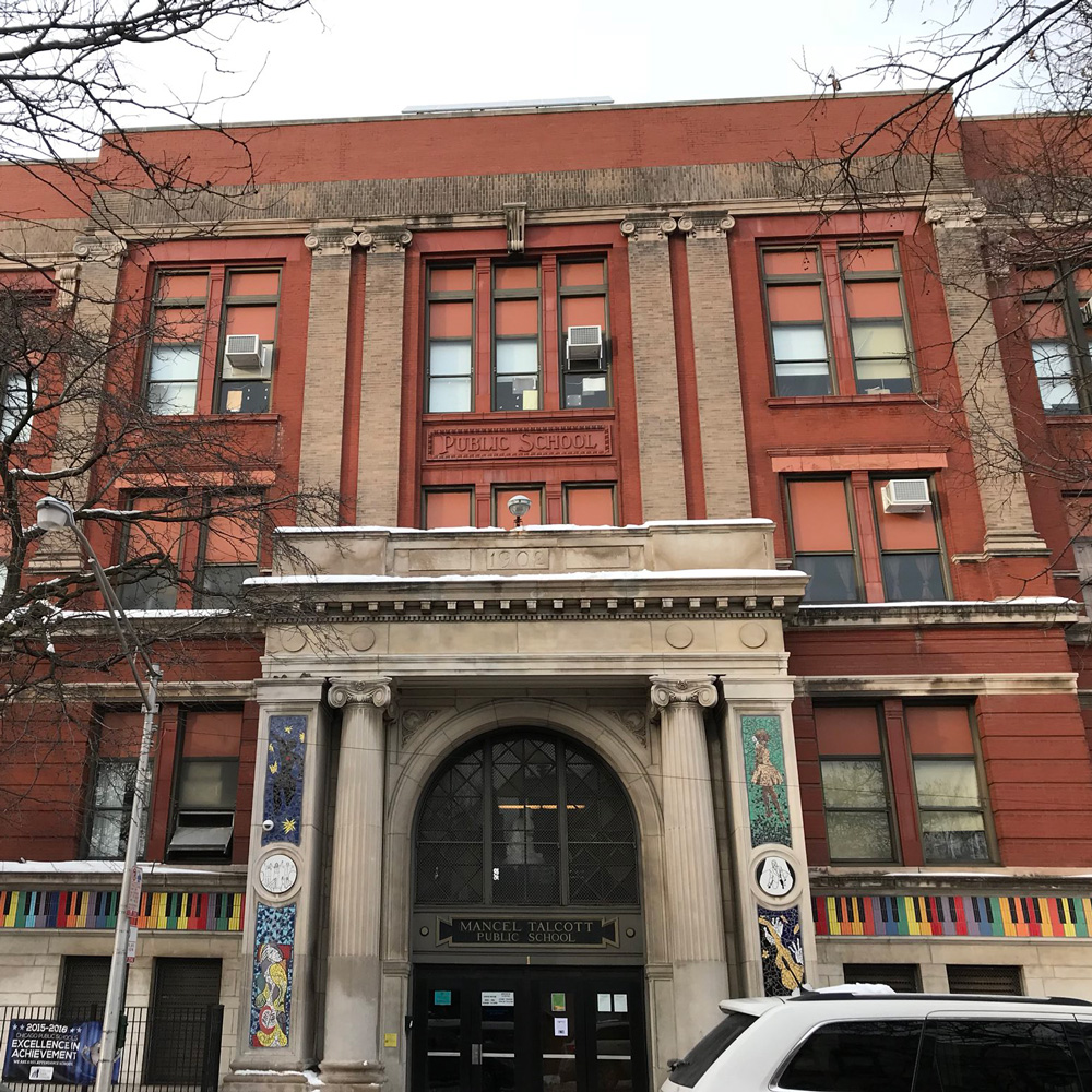 Talcott Elementary School,