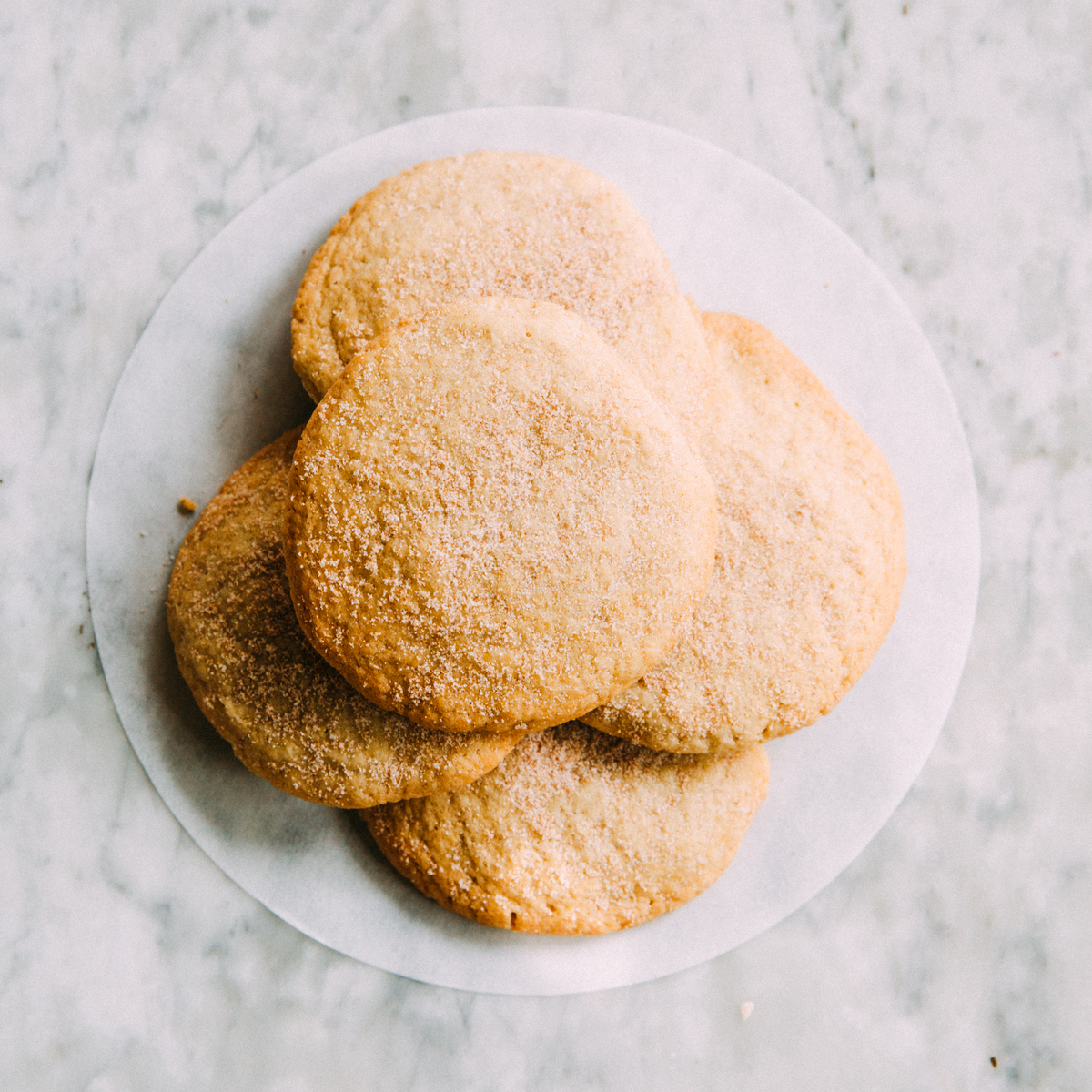 Community Canteen snickerdoodles