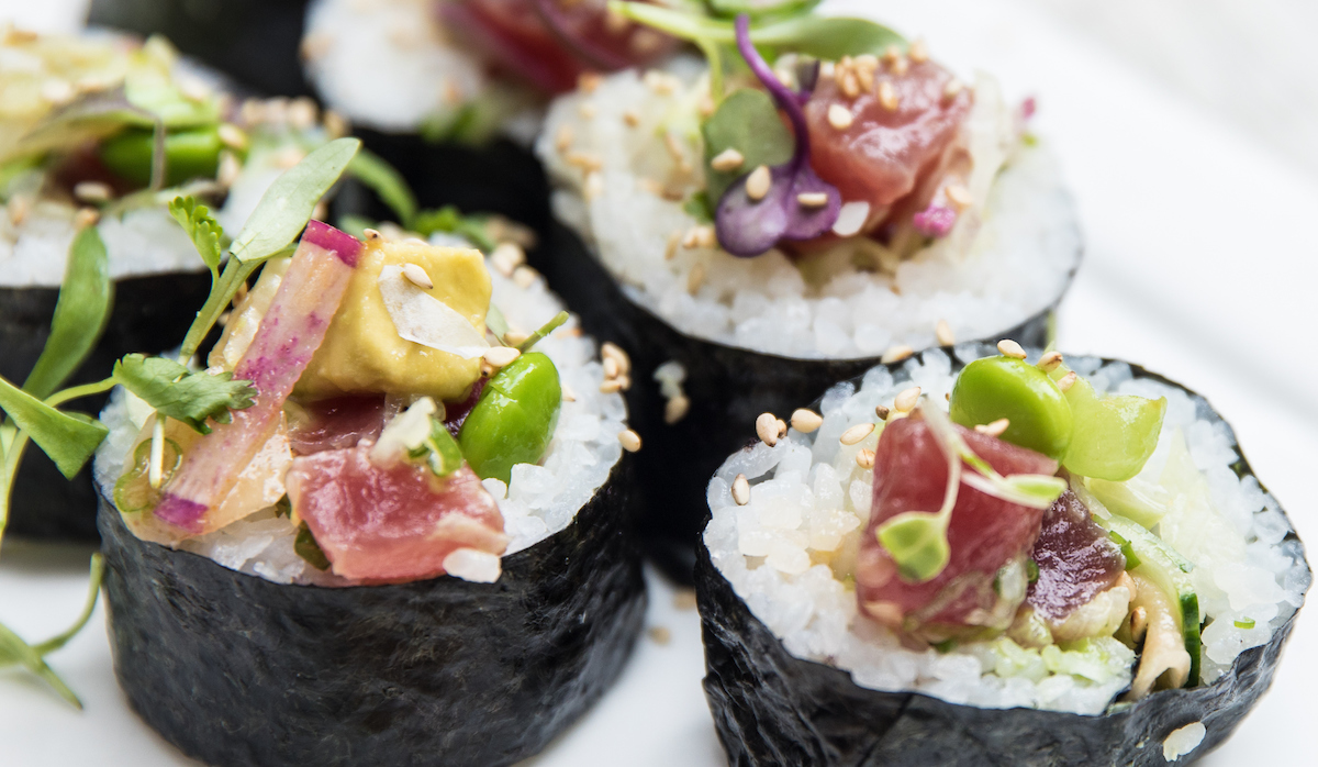 Sushi Roll from ASAP Poke