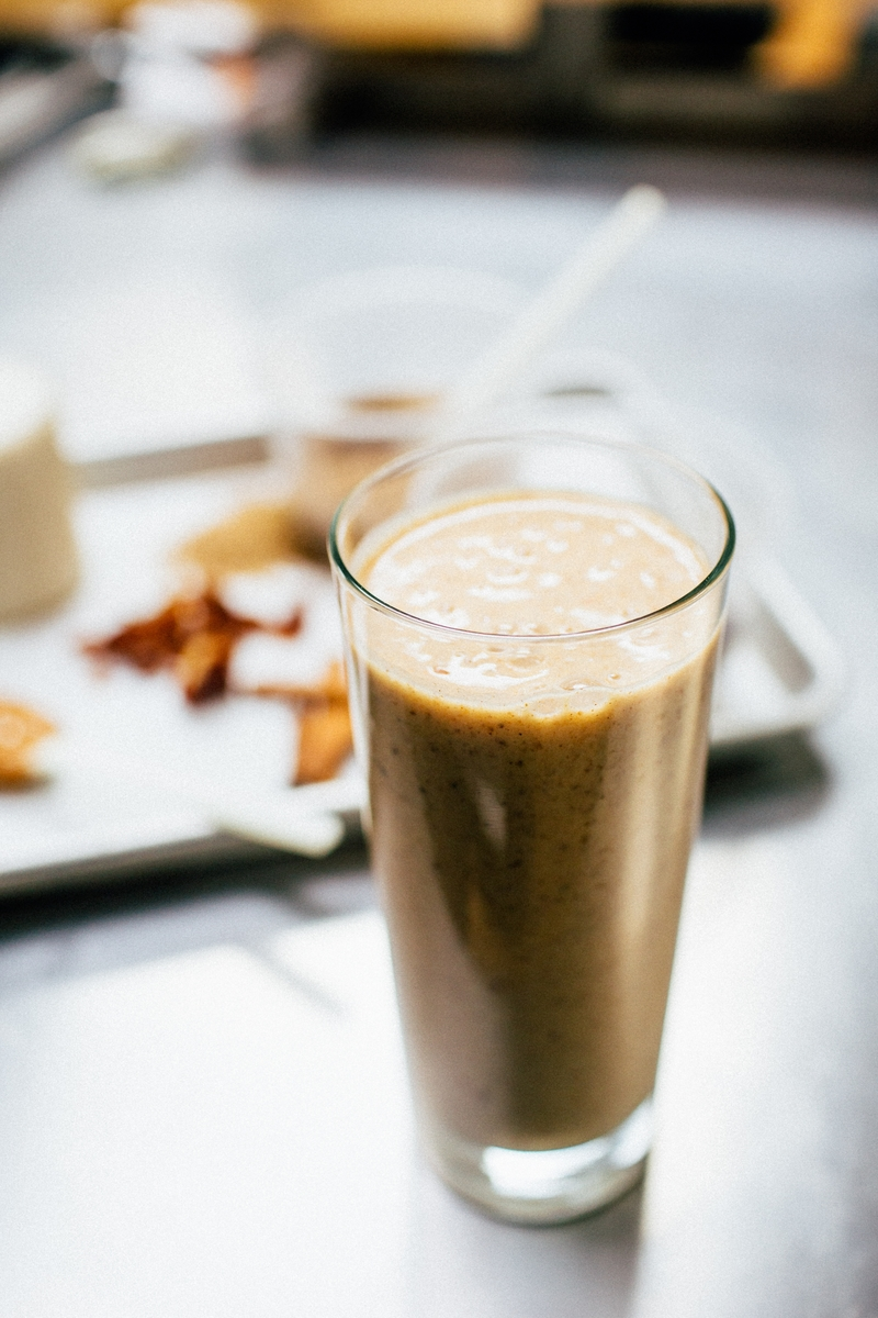 finished date smoothie