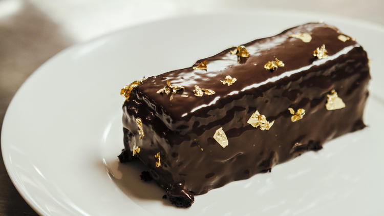 14K Chocolate Cake - RPM Steak