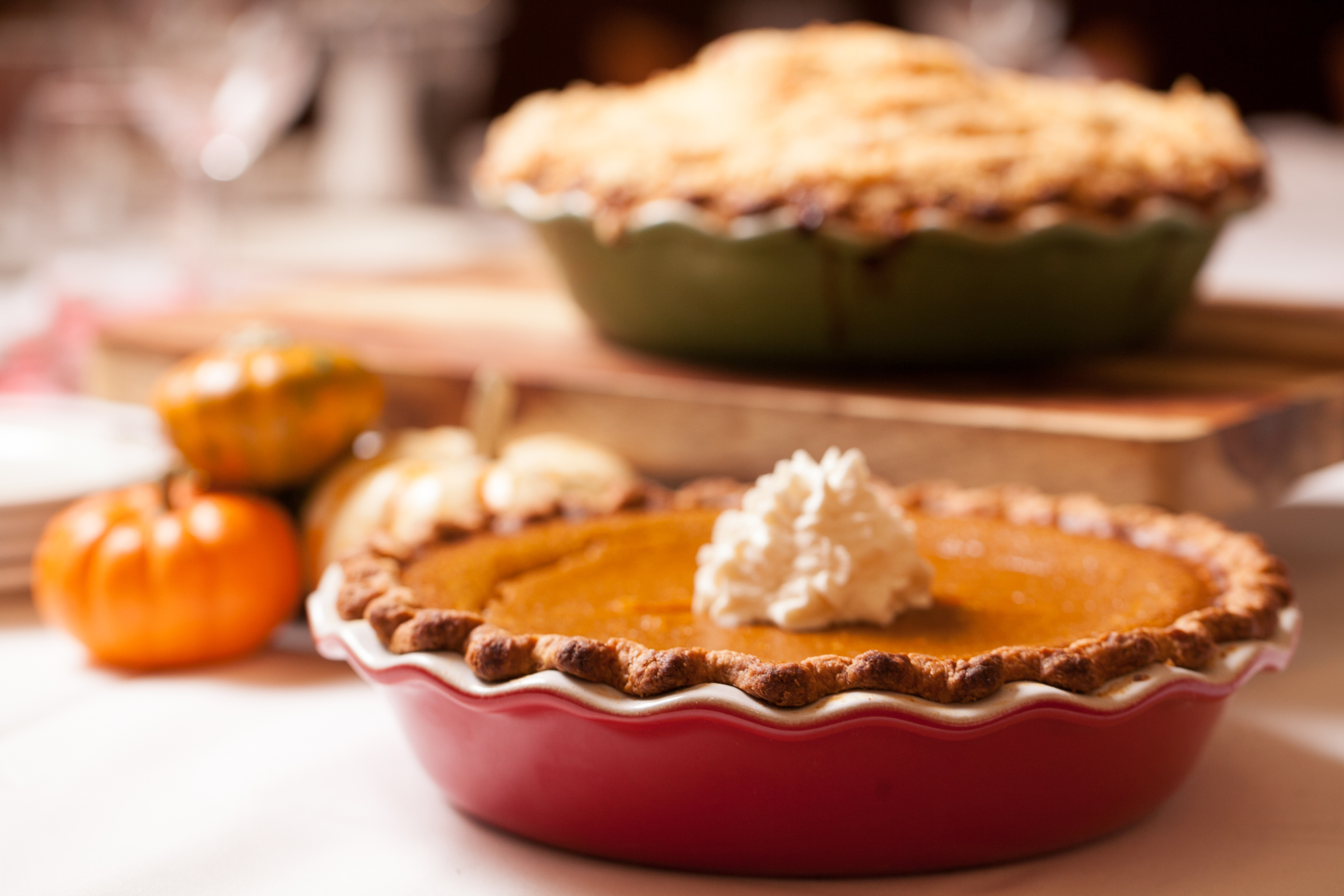 Shaw's Pumpkin Pie