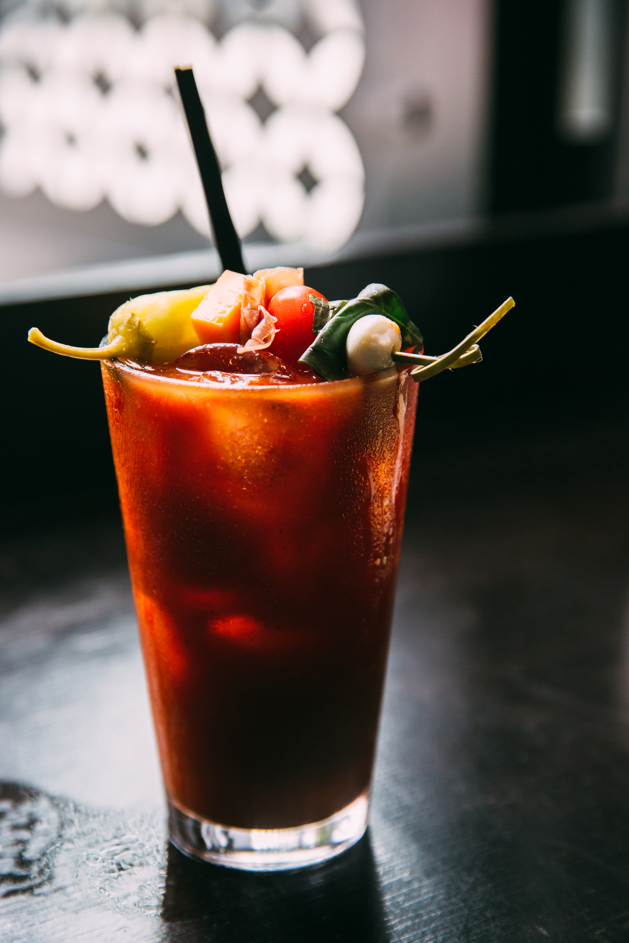 Bloody mary from stella barra