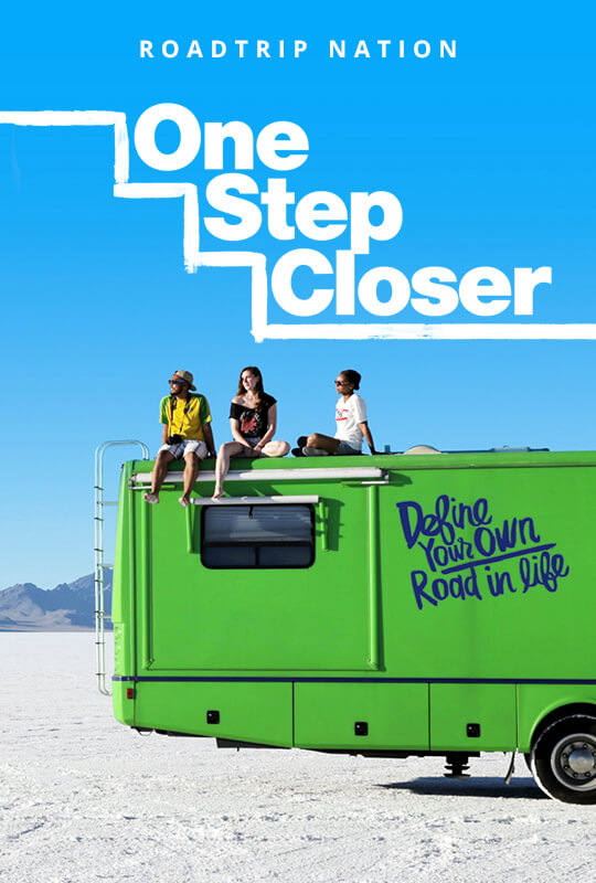 """One Step Closer"" Film Poster"