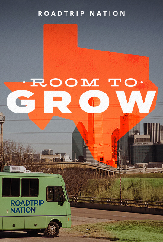 """Room to Grow"" film poster"