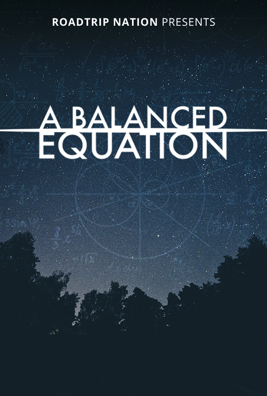 """A Balanced Equation"" film poster"