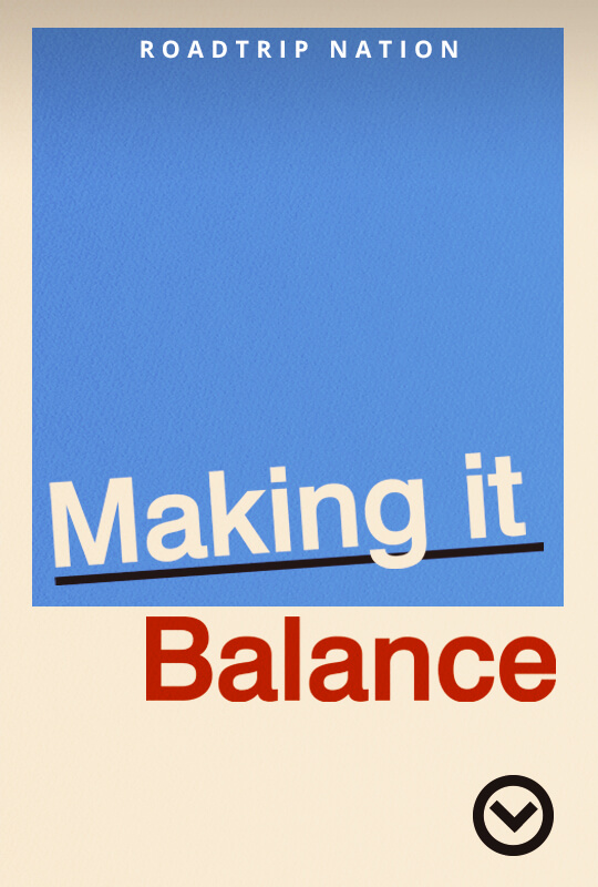 Making it Balance