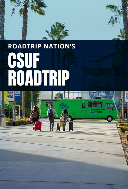 CSUF Roadtrip