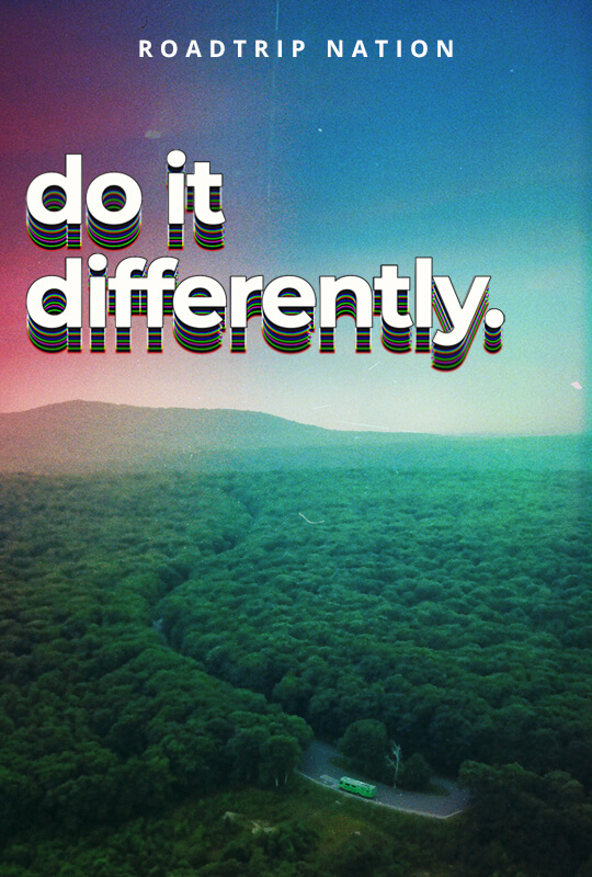 Do It Differently T