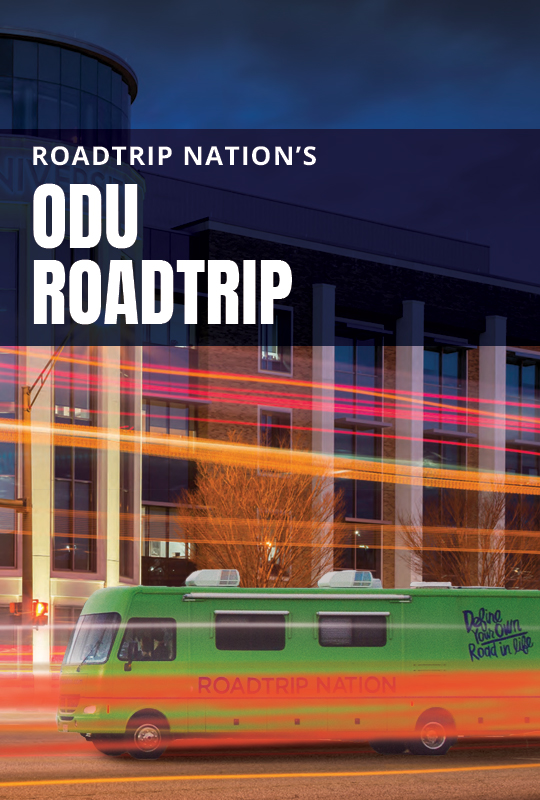 Old Dominion University Roadtrip