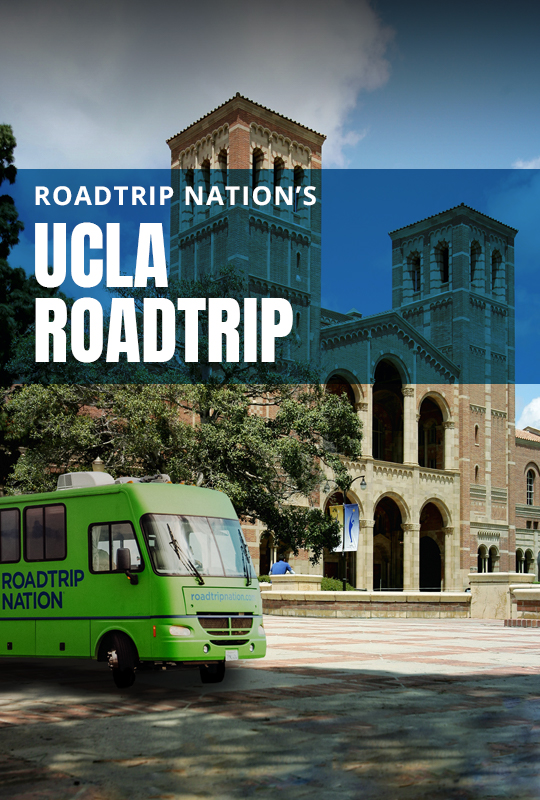 UCLA Roadtrip