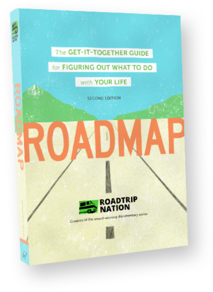 "Image of ""Roadmap"" book cover"