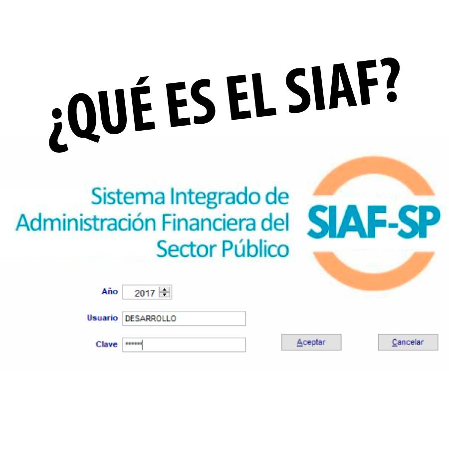 banners curso virtual SIAF Básico 2017
