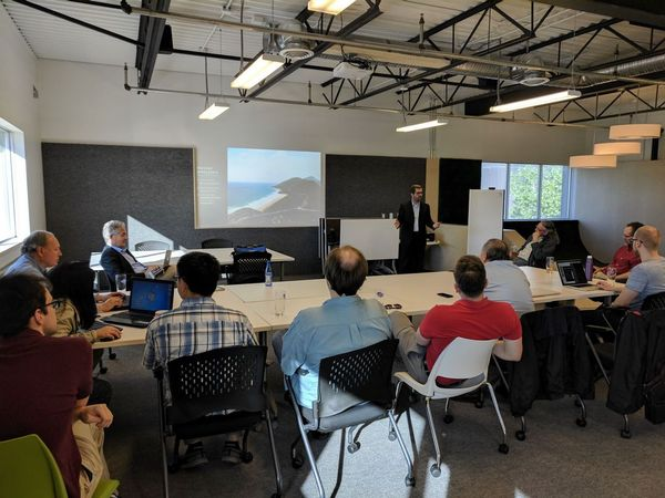 DataScience Meetup 1