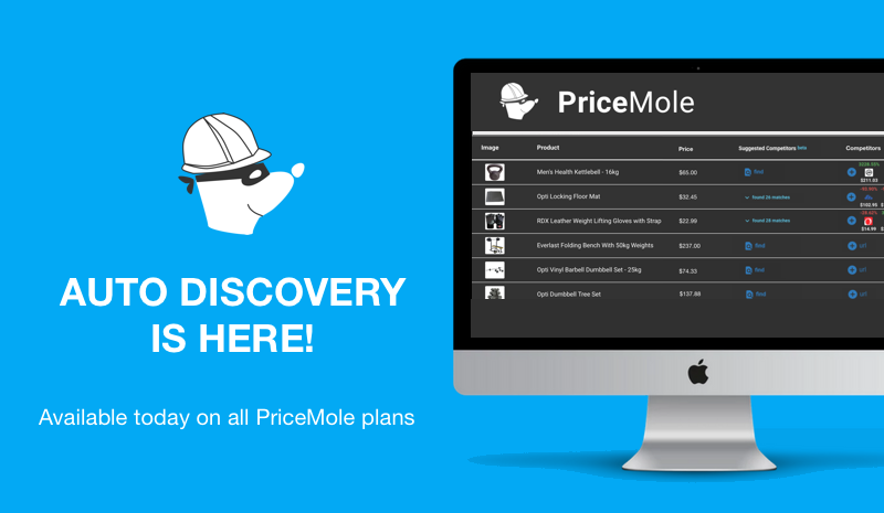 Auto discovery header