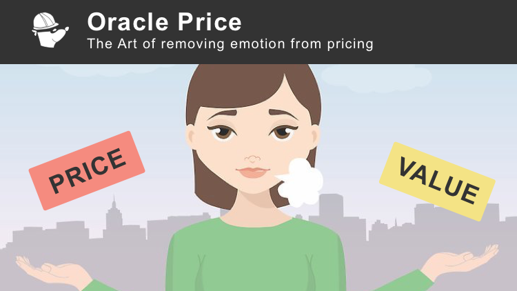 Oracle price article image