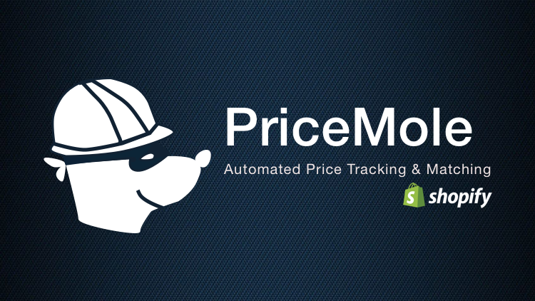 Pricemole.io+shopify