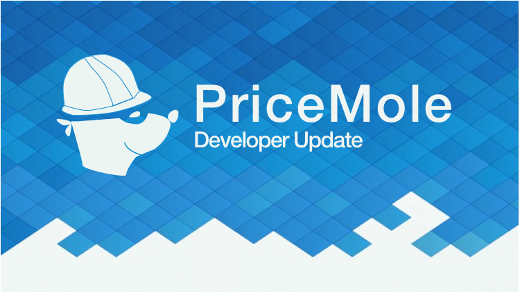 Pricemole dev update
