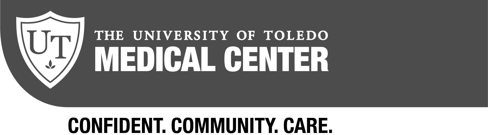 Ut Medical Center Logo Bw