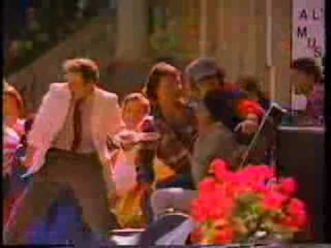 The one you've all been waiting for! This is the original McDLT commercial with Jason Alexander prancing around the street singing about some godforsaken McDonald's sandwich. Accept NO SUBSTITUTES. We found this wonderful commercial on an old VHS tape of some made-for-TV Ewok movie. I'm guessing this was from 1984ish.