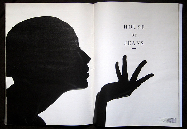 jeans black white b/w silouette hand