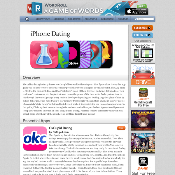 iPhone Dating