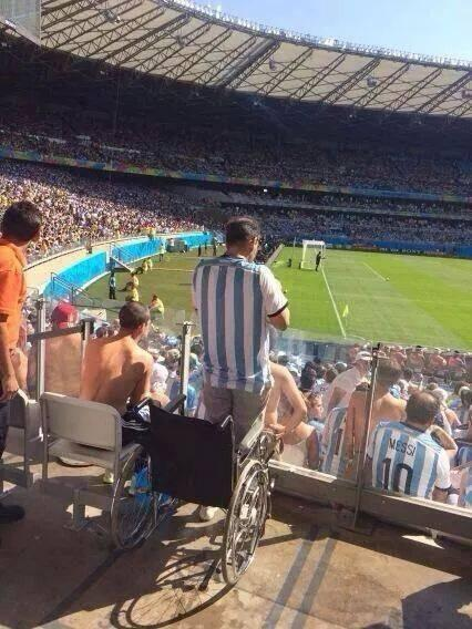 World Cup is miraculous... pic.twitter.com/5FYXjma8ep