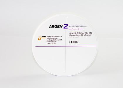 Anterior disc