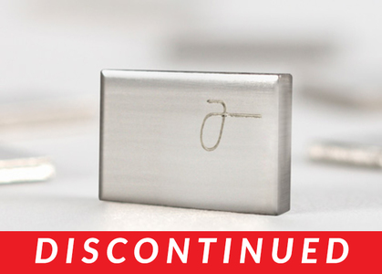 Silver ingot discontinued