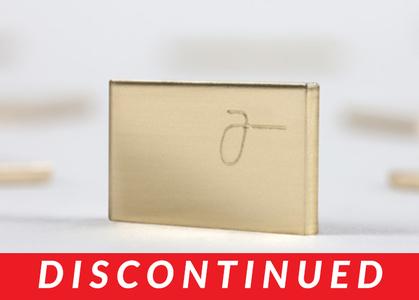 Yellow ingot discontinued