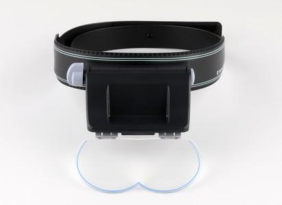 Megaview loupe 3 lens