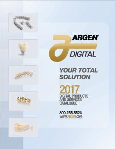 Argen Digital Product Catalog
