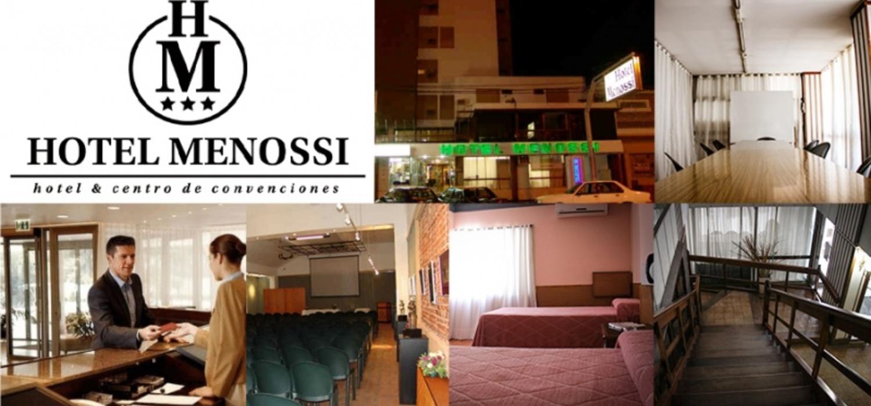 Hotel Menossi en Rio Cuarto · Argentina Turismo Site