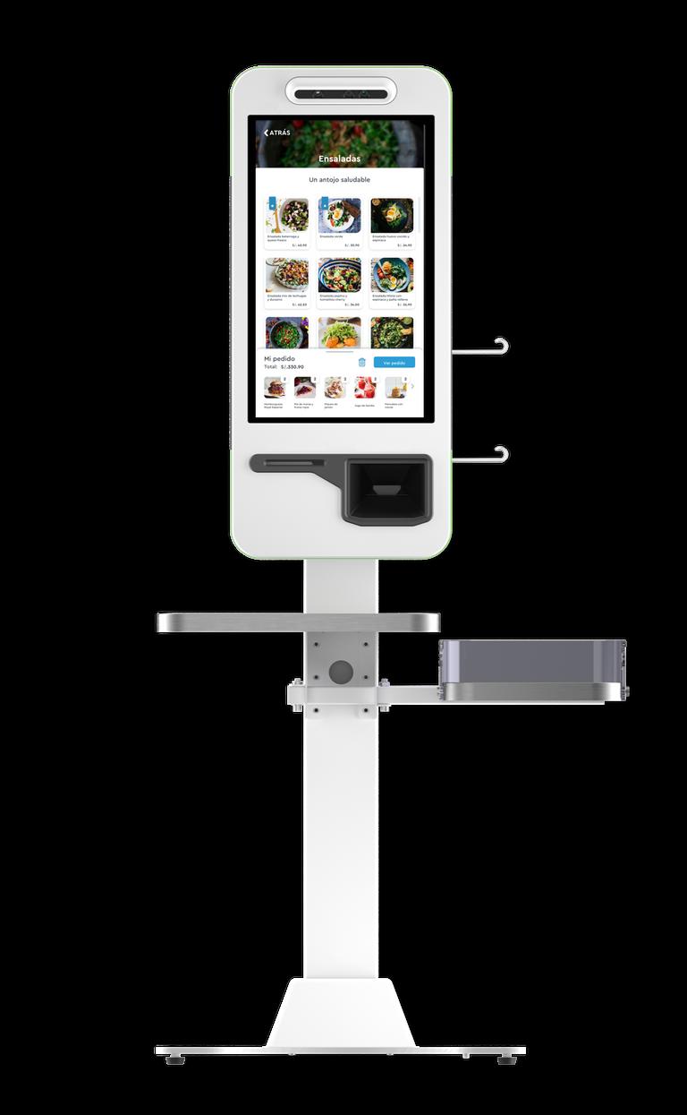 Dispositivo autoservicio