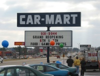 car mart 25 years old and still growing up arkansas business news. Black Bedroom Furniture Sets. Home Design Ideas