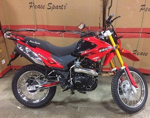 New 2020 Bashan Brozz 250 Motorcycles, Air Cooling